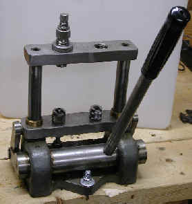 Dunbar Reloading Press